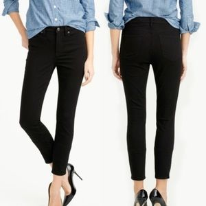J crew Look out high rise skinny jeans
